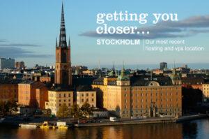 EDIS in Stockholm