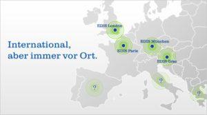 EDIS Lokaler Präsenz Services